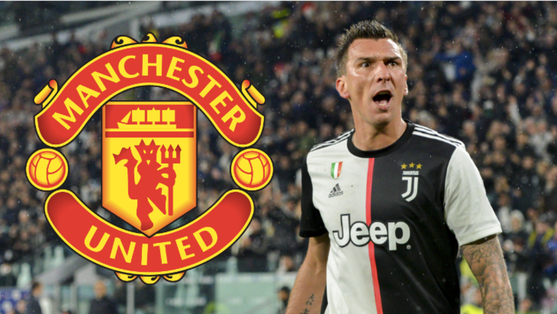 BREAKING: Mario Mandzukic Agrees Personal Terms With Manchester United