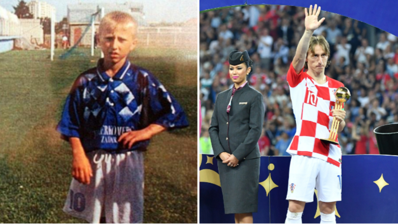 Luka Modric's Journey To The Ballon d'Or Is Inspirational