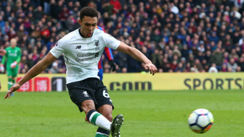Uncapped Liverpool Starlet Trent Alexander-Arnold Set To Be Named In England's World Cup Squad