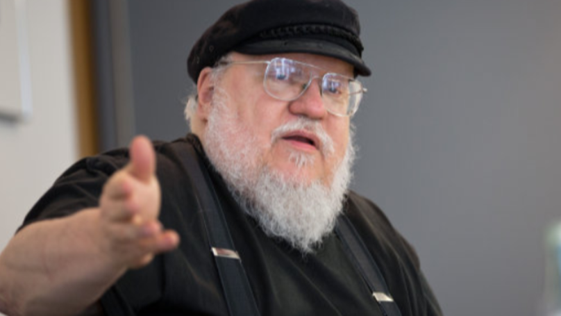 George R. R. Martin Says He Will Finish The 'Game Of Thrones' Books