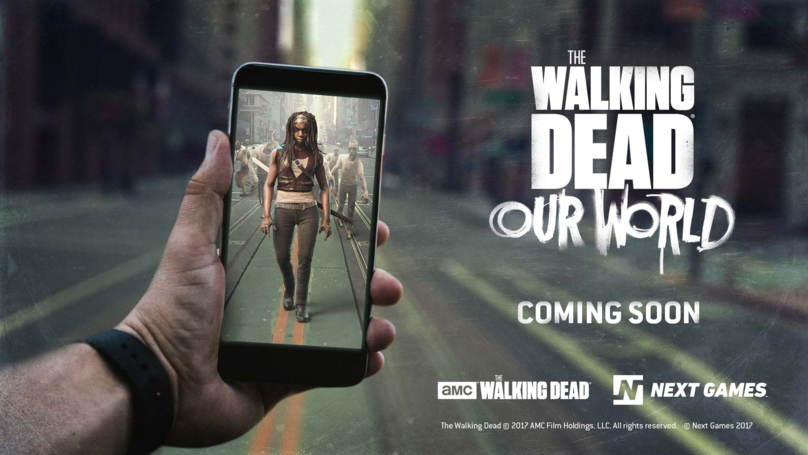 ​New Walking Dead Game Is Pokémon Go With Added Zombies