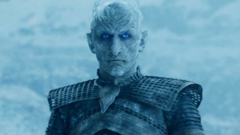 The Night King Explains Why He Didn't Fight Jon Snow At Battle Of Winterfell