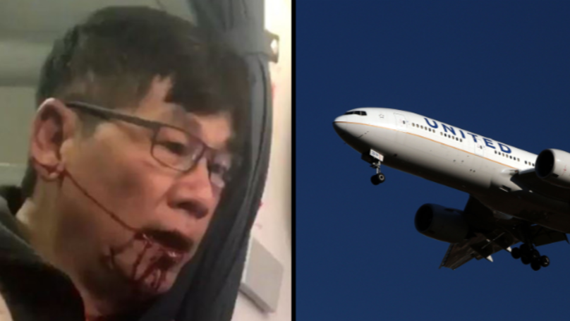 United Airline Is Refunding Everyone Who Was On The Plane With Doctor Dao