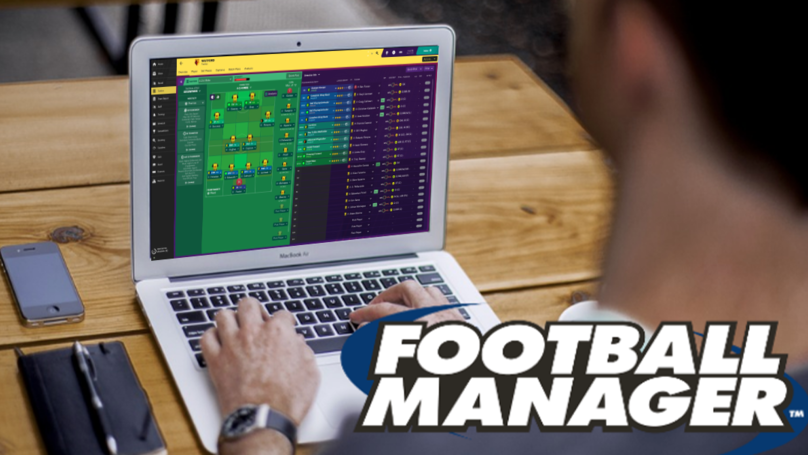 Taking A Laptop To A Wedding And Celebrating On An Open-Top Bus... How Football Manager 'Ruined My Life'