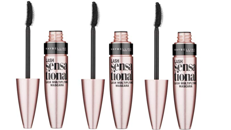 Maybelline's Lash Sensational Mascara Tops Amazon's 'Best Seller List'
