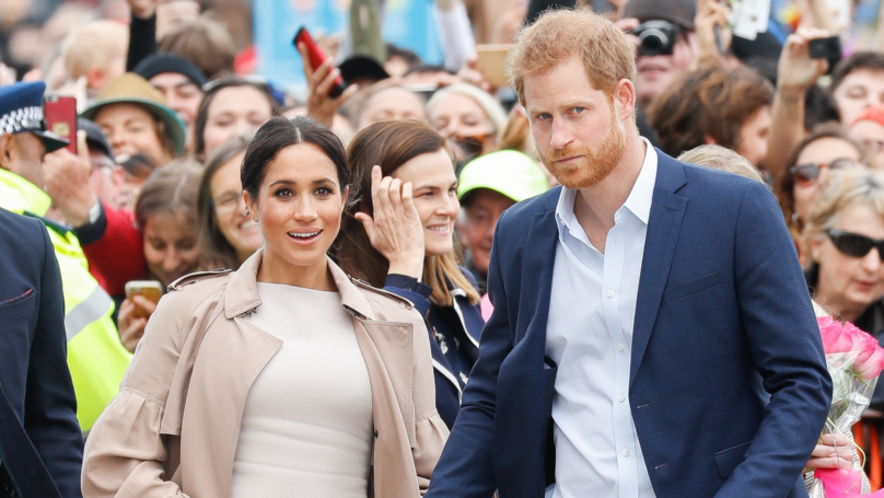 Meghan Markle Bumps Into Fan She Previously Helped With Mental Health During Royal Tour