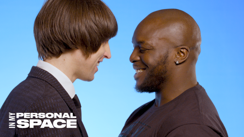 In My Personal Space Episode Four: Getting Cosy With Adebayo Akinfenwa