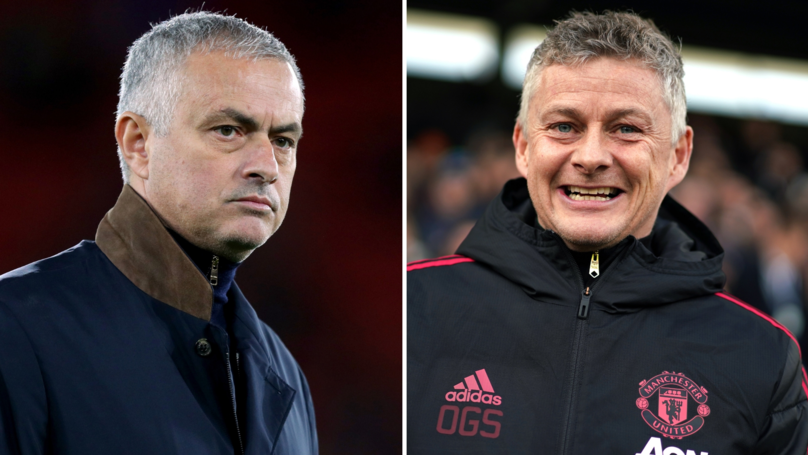 Mourinho Claimed United Needed A 'Miracle' For Top Four, Solskjær's Done It In Seven Weeks