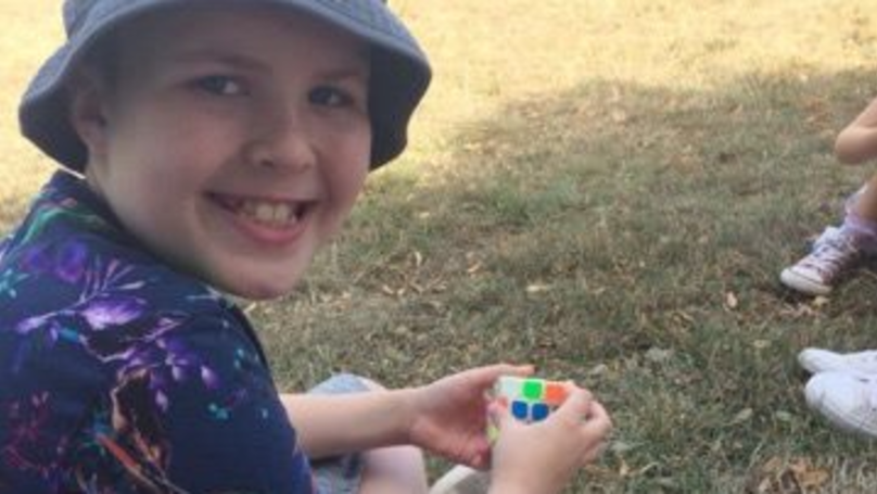 Autistic Boy With 'No Friends' Develops Incredible Talent For Solving Rubik's Cubes