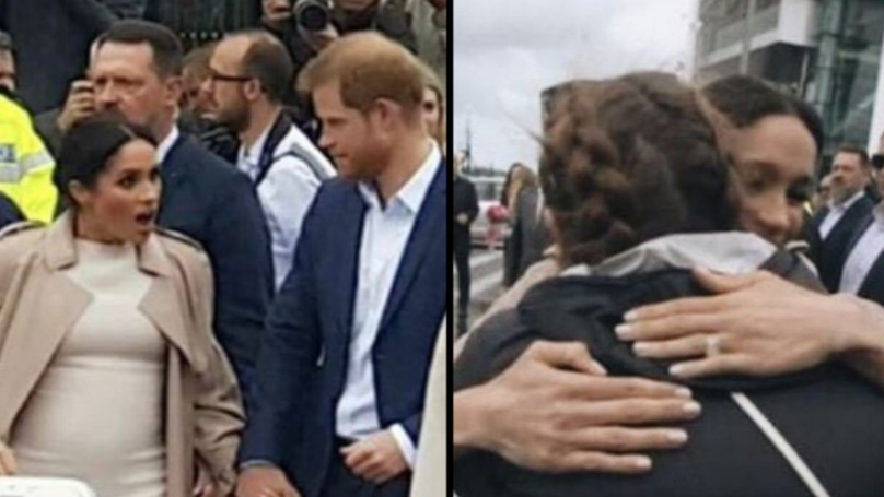 Meghan Markle Spots Fan She Used To Chat To On Instagram