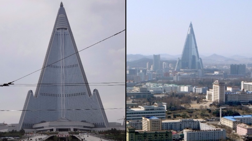 North Korea's 'Hotel Of Doom' May Finally Open Its Doors