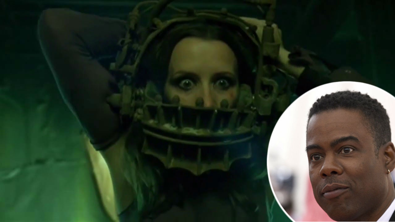 Comedian Chris Rock Is Officially Rebooting The Saw Movie Series