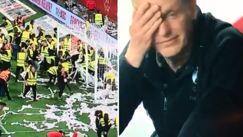 VAR And Toilet Rolls Mar Incident-Filled Bundesliga Game Between Mainz Vs. Freiburg