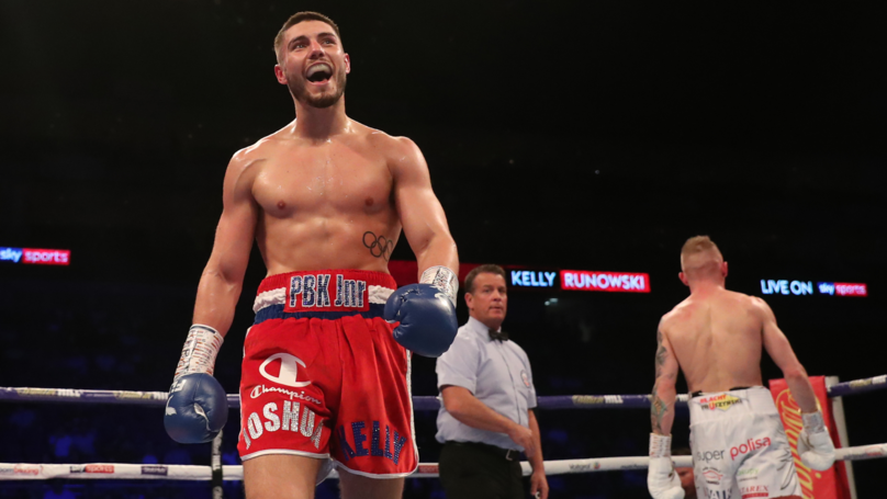 Josh Kelly On Fighting at MSG, Sunderland's Promotion Hopes And His Top 3 Fights For 2019