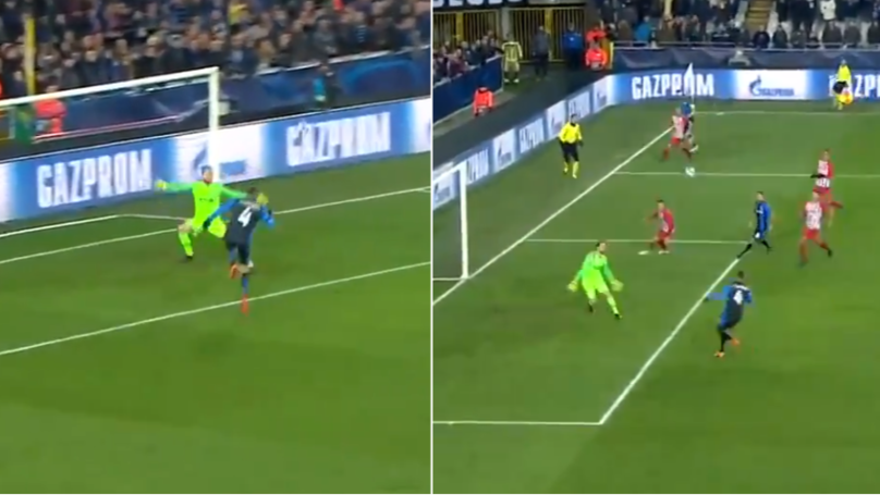 Jan Oblak's 'Starfish' Stop Was The Best Save From Tuesday's Champions League Games
