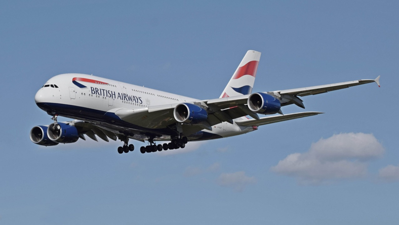 Watch As British Airways Plane Sways Violently When Landing At London City Airport