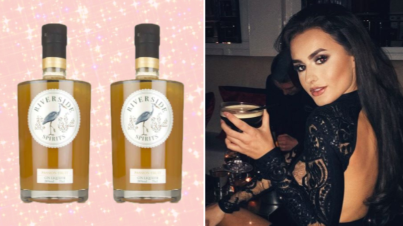 This Passion Fruit Gin Liqueur Would Make Yummy Porn Star Martinis