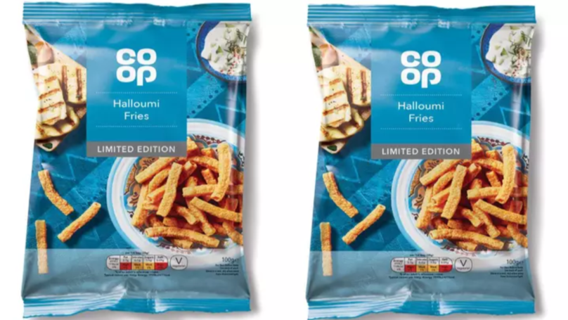 Halloumi Fries Have Been Made Into Crisps And They're Only £1