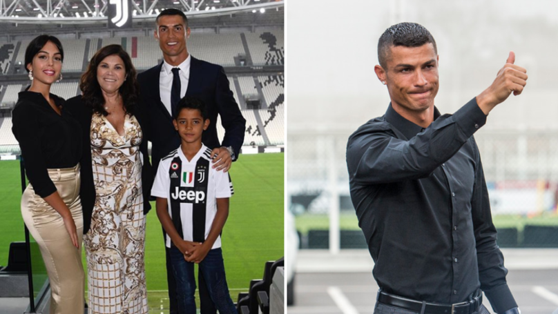 What Cristiano Ronaldo's Mum Has Said After He Joined Juventus