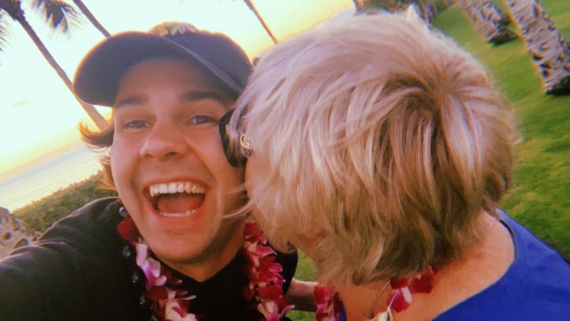 YouTuber David Dobnik Announces That He's Divorced His Best Mate's Mum