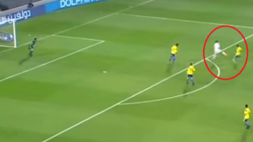 Watch: Al Dhafra Defender Scores A Net-Buster Of An Own Goal