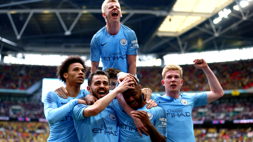 Man City Win FA Cup Final In Biggest Ever Defeat