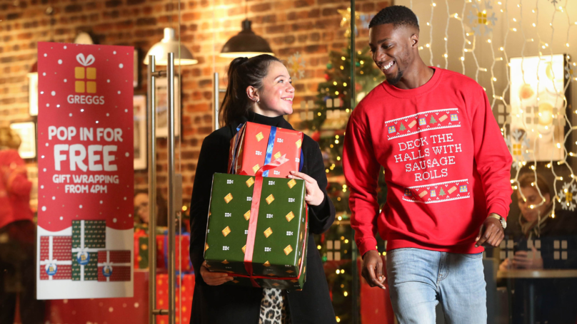 Greggs Has Launched A Festive Christmas Range Perfect For Stocking Fillers