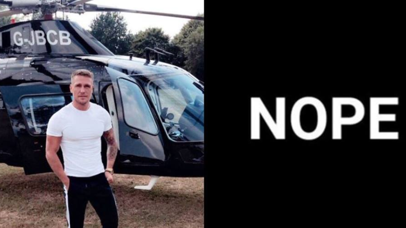 Tom Zanetti Made Bookies' Favourite To Win 'Didn't Happen Of The Year' Awards