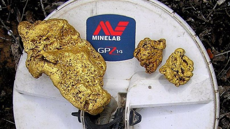 Yee-Haw​! A 21st Century 'Prospector' Only Gone And Found A £140,000 Gold Nugget