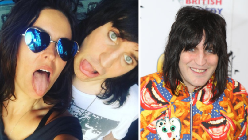 Noel Fielding And Lliana Bird's Choice Of Baby Name 'Revealed'