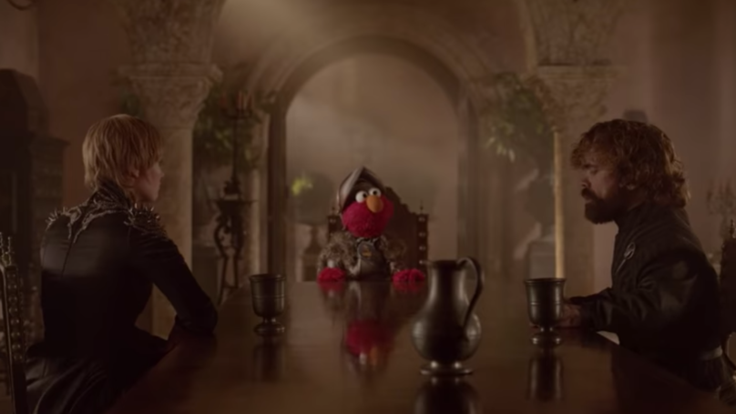 Sesame Street Gave Us The Only Game Of Thrones Ending We Want
