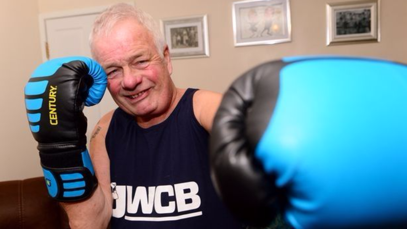 OAP Ignores Doctors Orders To Make Boxing Debut Against Opponent 46 Years Younger