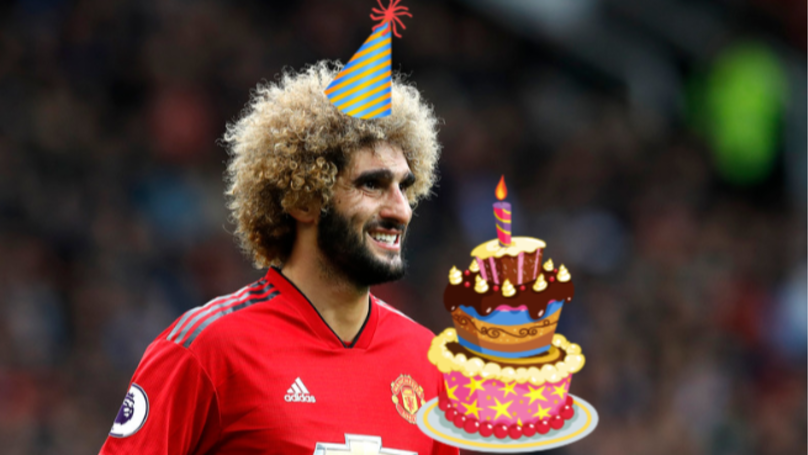 Marouane Fellaini Doesn't Even Know When His Birthday Is