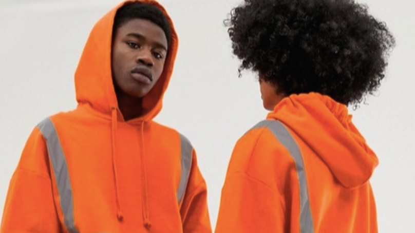 ASOS Is Now Selling Hi Vis Hoodies For The Low Price Of £30
