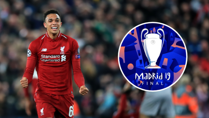 Liverpool's Trent Alexander-Arnold In Line To Make Champions League Final History