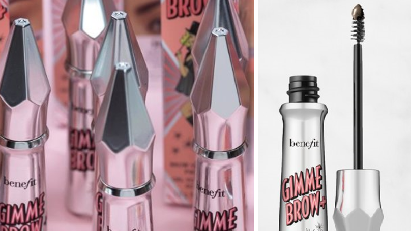 Benefit's Gimme Brow Is Back After Being Recalled In October