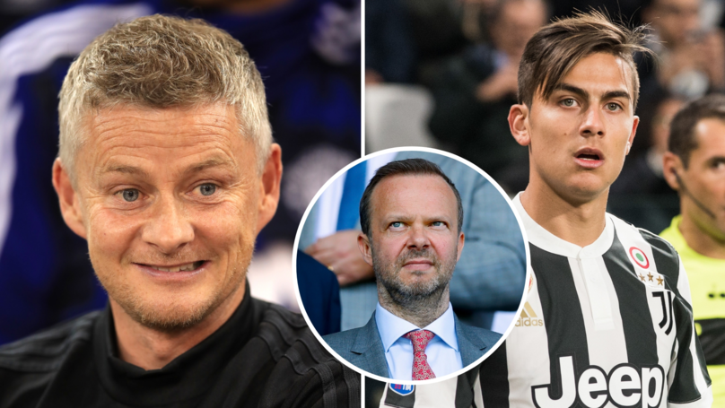 Paulo Dybala Demanded £18m Salary Plus £13m Agent Fees For Manchester United Move