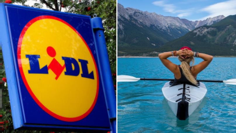 Lidl's Launched An Inflatable Kayak And It's Ridiculously Cheap