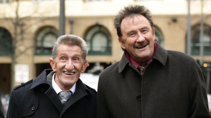 Paul Chuckle Thanks Fans For Kind Wishes After Barry Chuckle's Death