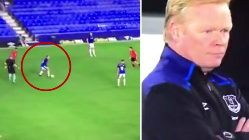 WATCH: Wayne Rooney Ripped On Twitter For 'Terrible' Shot During Europa League Qualifier