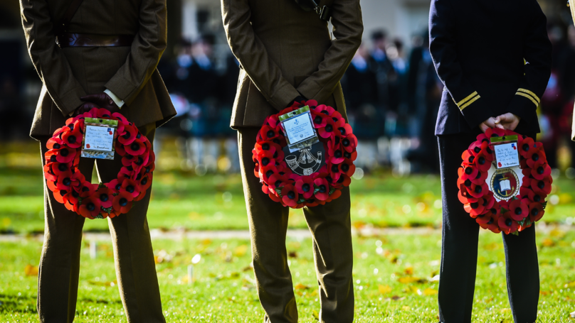 ​Cambridge University Students Vote Not To Promote Remembrance Sunday Because It 'Glorifies War'