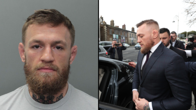 Conor McGregor Has Been Arrested In Miami