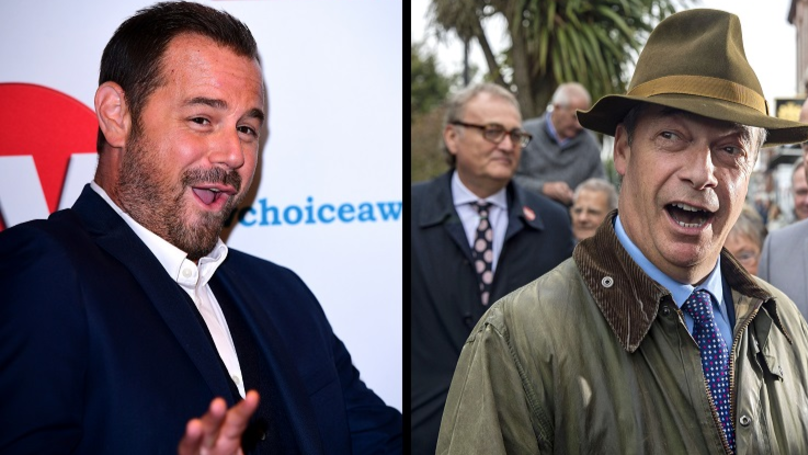 Danny Dyer Rips Into Boris Johnson And Nigel Farage In Sweary Rant Over Brexit