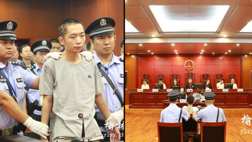 Chinese Man Who Murdered Schoolchildren Executed By Firing Squad