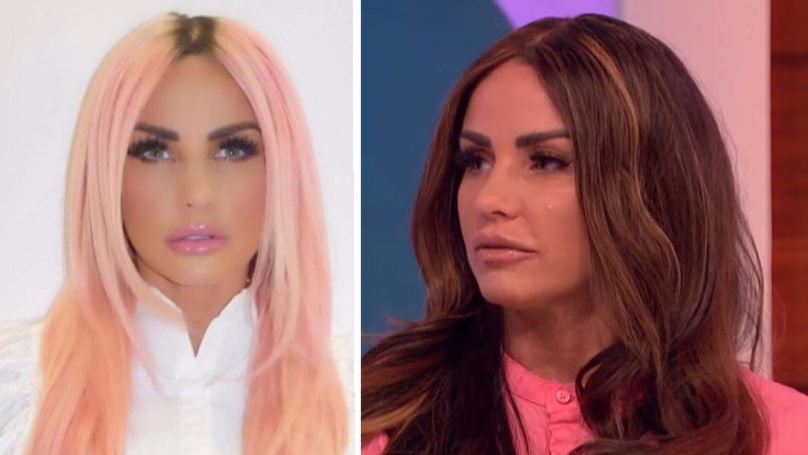 Katie Price Cancels Her Remaining Tour Dates Due To 'Unforeseen Circumstances'