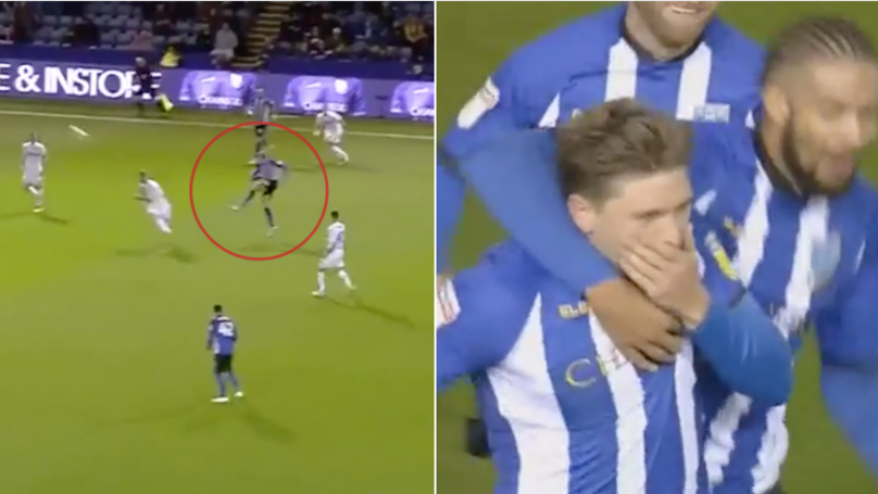 Adam Reach Was Even Shocked At How Incredible His Goal Was Against Leeds