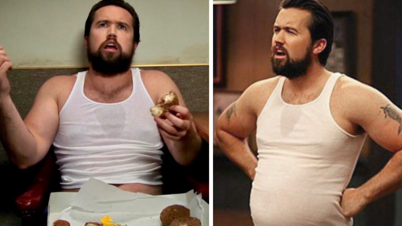 Mac From 'It's Always Sunny in Philadelphia' Is Ripped AF These Days