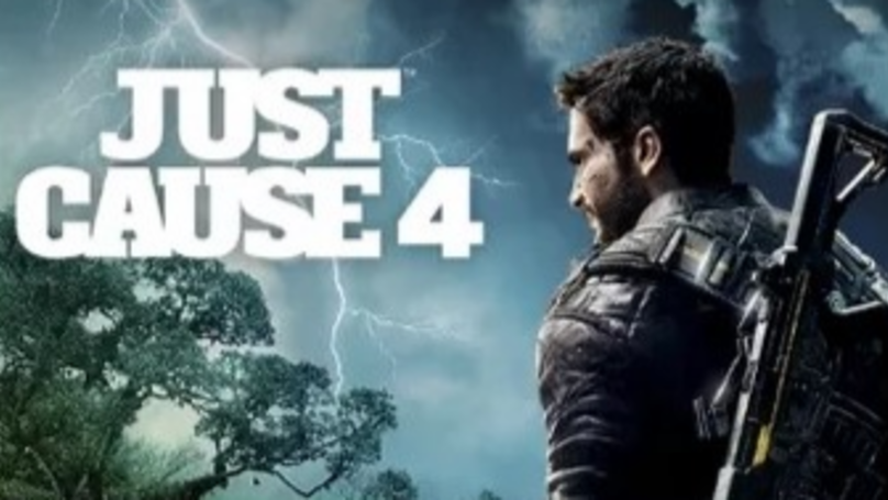 ​Steam Leaks Just Cause 4