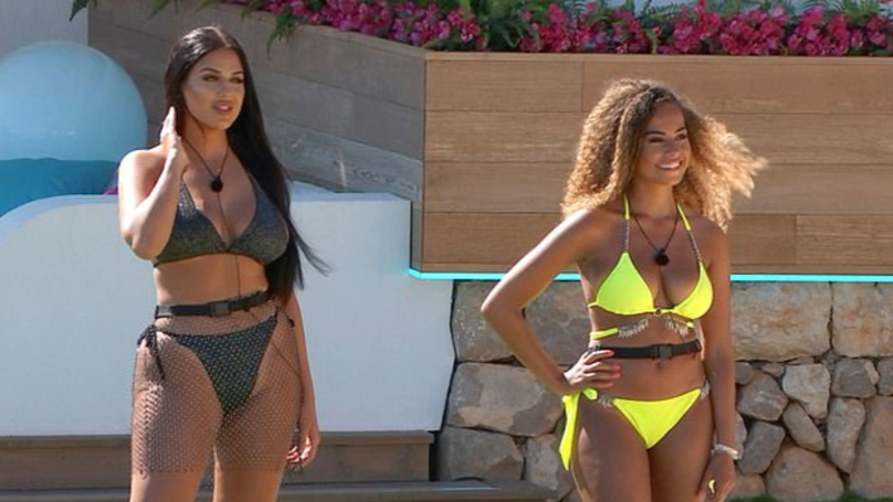 Love Island's Anna and Amber Twerking Video Becomes Pornhub Hit