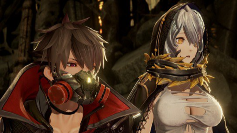 Why ​Namco's 'Code Vein' Has Been Delayed Until 2019